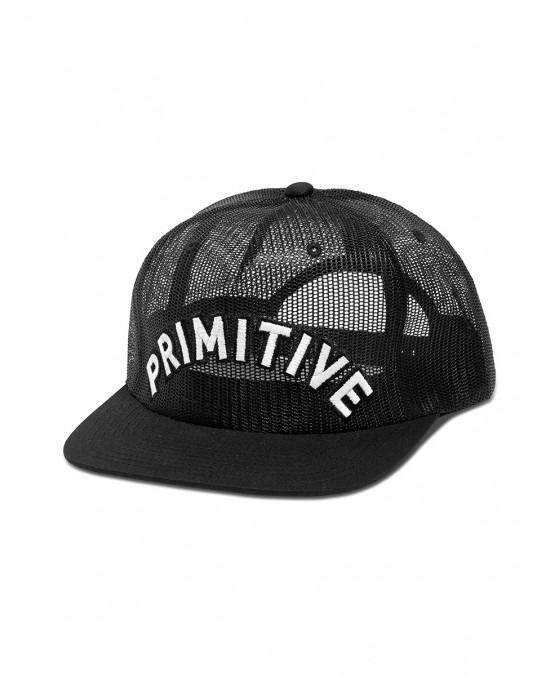 Primitive Arch Mesh Snapback - Black