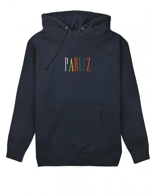 Parlez Anderson Pullover Hoody - Navy