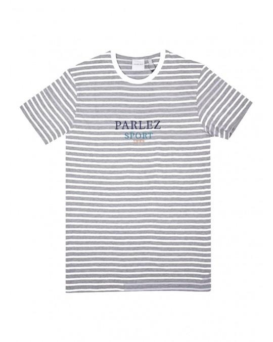 Parlez Colburn T-Shirt - Heather Stripe