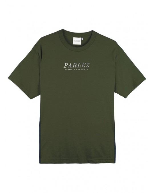 Parlez High T-Shirt - Military Green