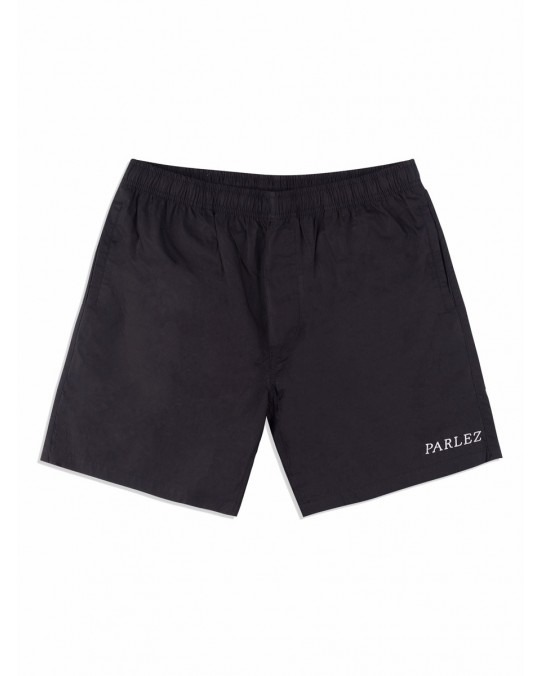 Parlez Kirk Swim Short - Black