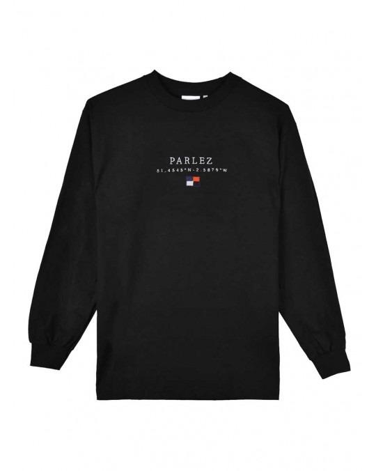 Parlez Lima L/S T-Shirt - Black