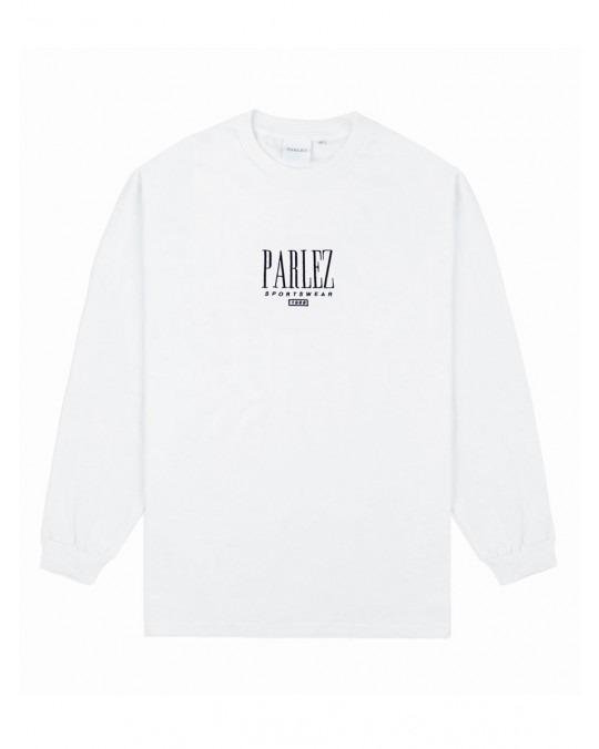 Parlez Spits L/S T-Shirt - White