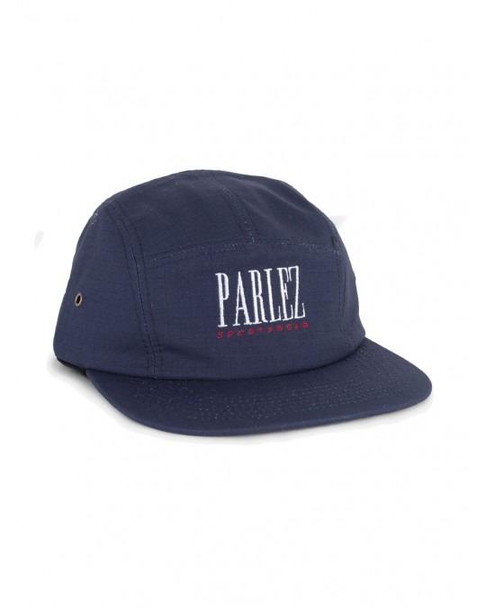 Parlez Spits 5 Panel - Navy