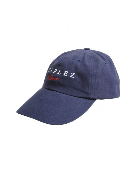 Parlez Sports Script 6 Panel - Navy