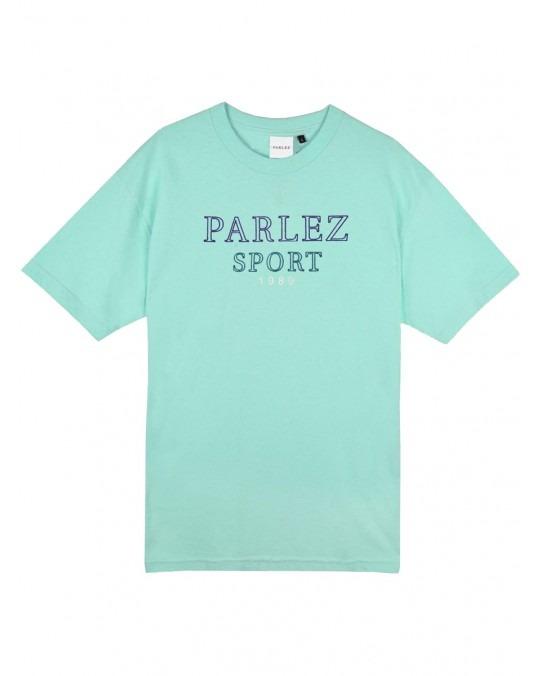 Parlez Trace T-Shirt - Celedon