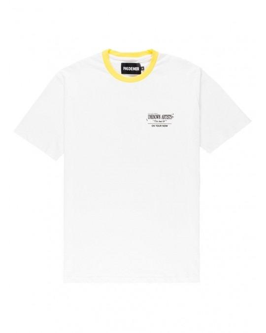 Pas De Mer Artist T-Shirt - White