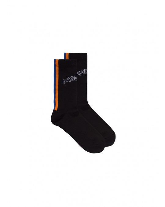 Pas De Mer Dingo Socks - Black