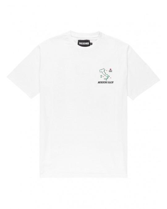 Pas De Mer Morning Rain T-Shirt - White
