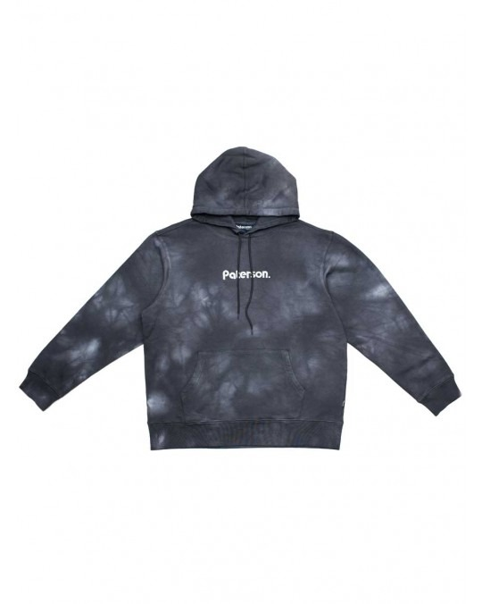 Paterson Eastside Marble Pullover Hoody - Black