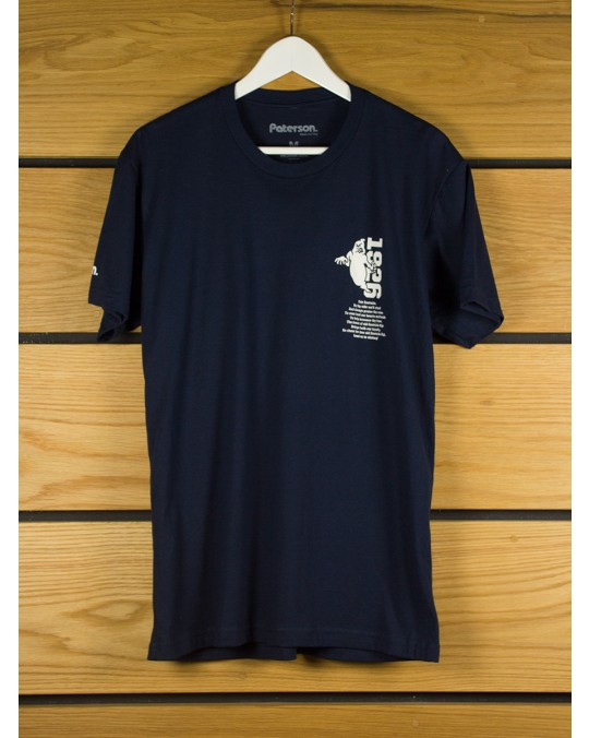 Paterson Ghost Town T-Shirt - Navy