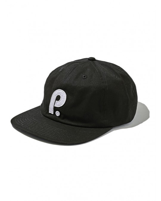 Paterson OG P Logo 6 Panel - Black