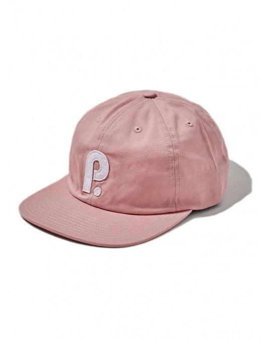 Paterson OG P Logo 6 Panel - Pink