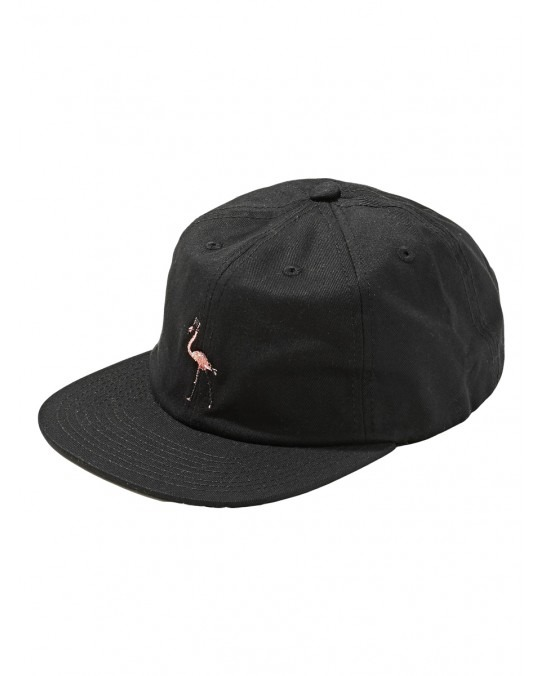 Paterson P Mingo 6 Panel - Black