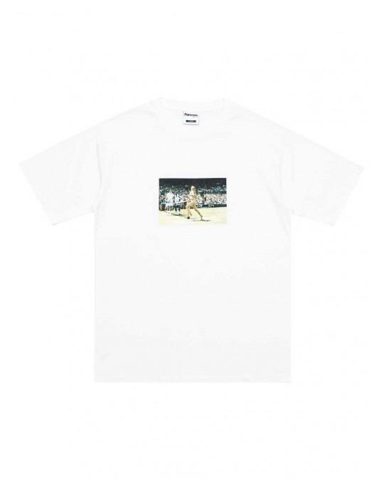 Paterson Streaker T-Shirt - White