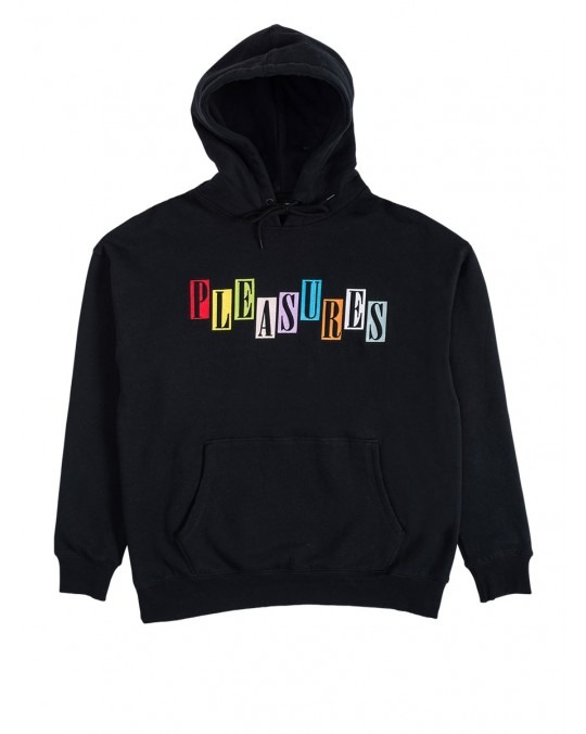 Pleasures Broadway Pullover Hoody - Black