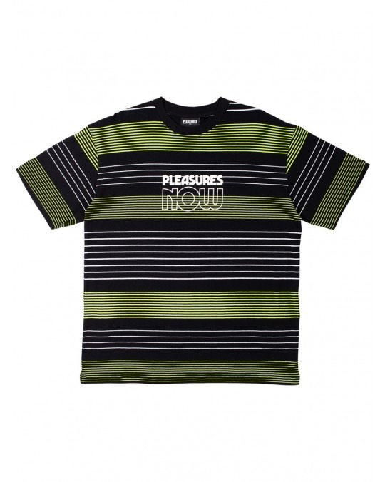 Pleasures Feedback T-Shirt - Black