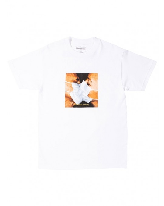 Pleasures Germ Free T-Shirt - White