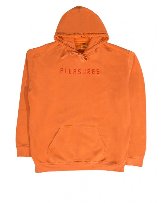 Pleasures x Patrick Nagel Destination Hoody - Orange