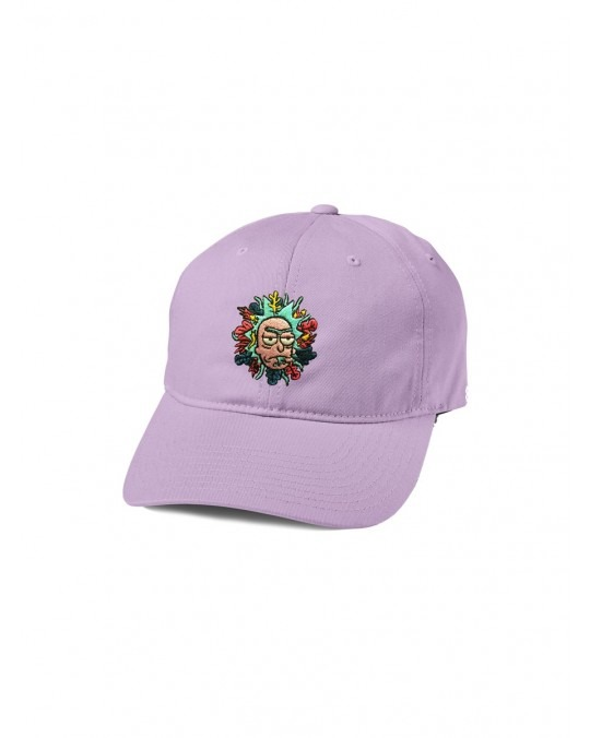 Primitive x Rick & Morty Graphic Dad Hat - Purple