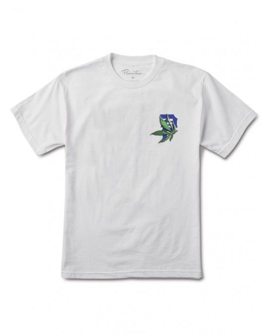 Primitive Smokey P T-Shirt - White