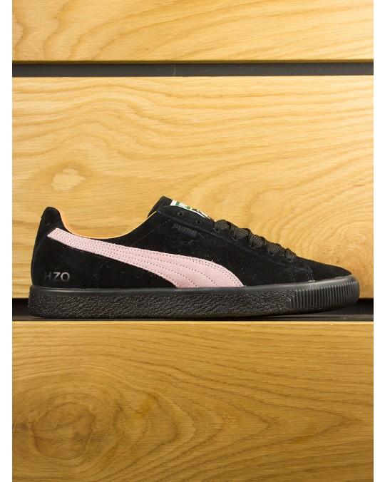 Puma Clyde x Patta - Black Prism Pink