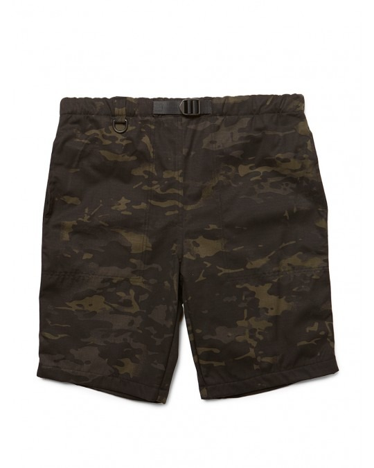 Raised by Wolves Kamloops Shorts - Black Camo