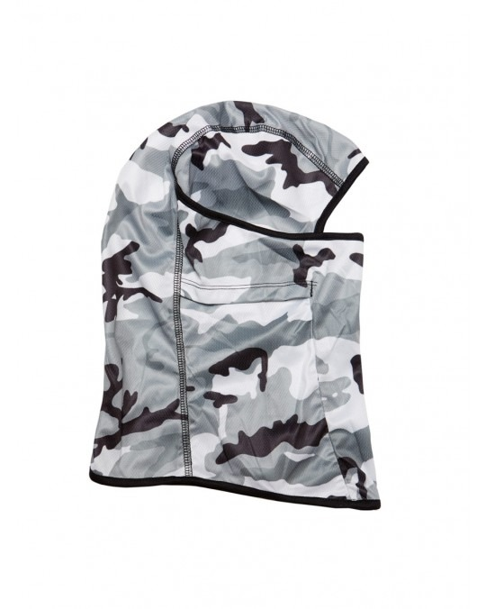 Raised by Wolves Leuchars Face Mask - Snow Camo