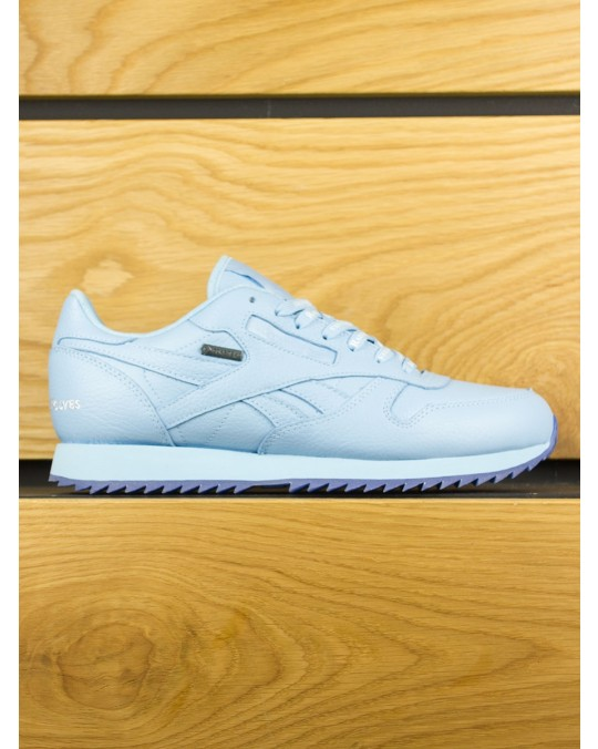 Reebok x Raised By Wolves Classic Leather Ripple GORE-TEX - Cape Blue White Ice