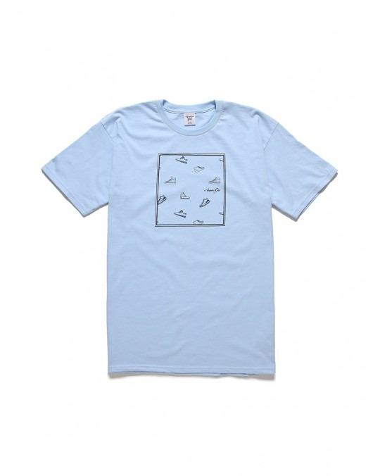 Acapulco Gold Shoe Game T-Shirt - Light Blue