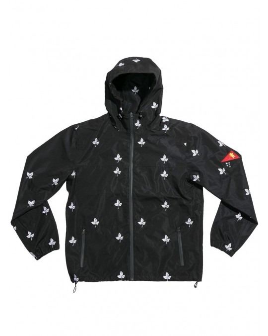 Grizzly x Black Scale Waterproof Jacket - Black
