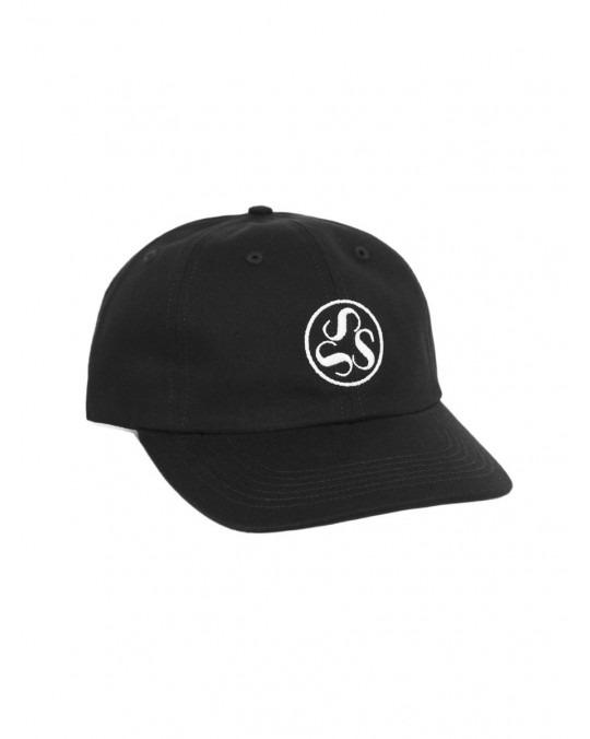 Stanton Street Sports Emblem Polo Hat - Black