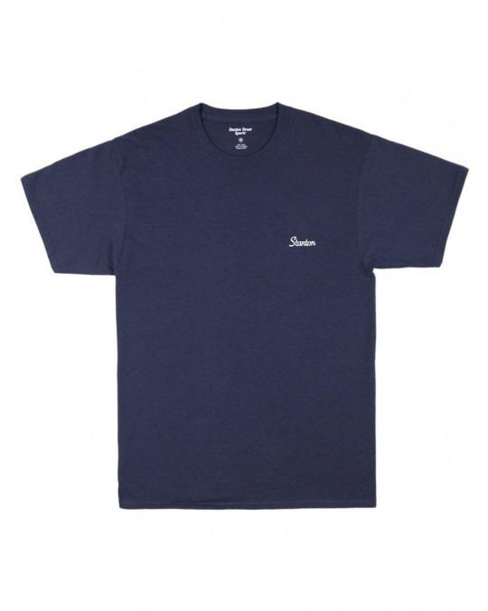 Stanton Street Sports Service T-Shirt - Navy