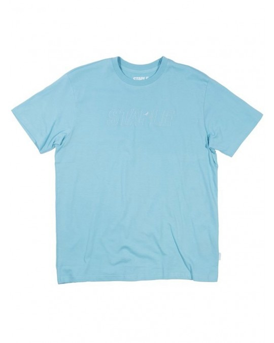 Staple Tonal Logo T-Shirt - Aqua
