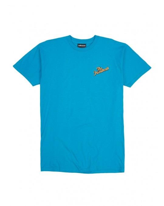 The Hundreds Lightning Slant T-Shirt - Turquoise
