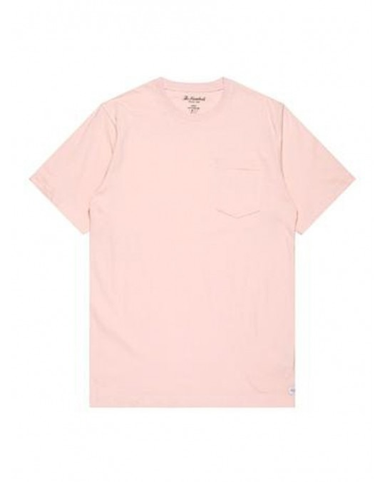 The Hundreds Perfect Pocket T-Shirt - Pale Pink