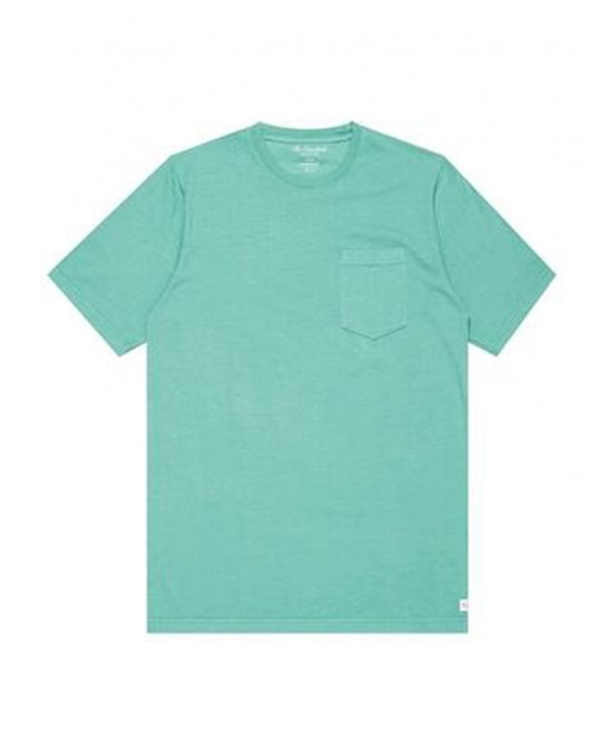 The Hundreds Perfect Pocket T-Shirt - Turquoise