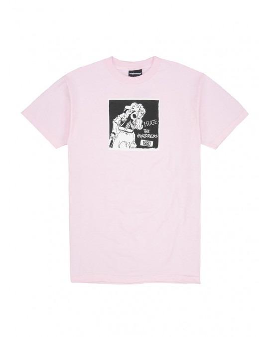 The Hundreds Selfie T-Shirt - Pink