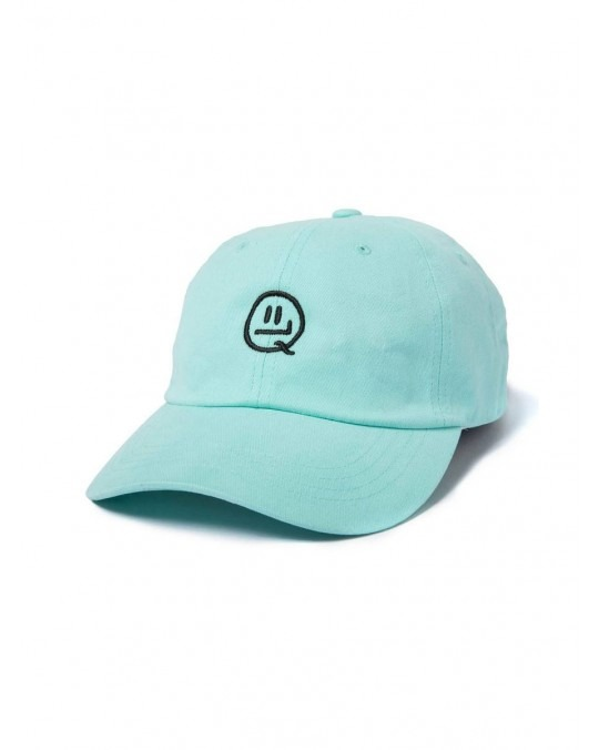 The Quiet Life Byant Dad Hat - Mint
