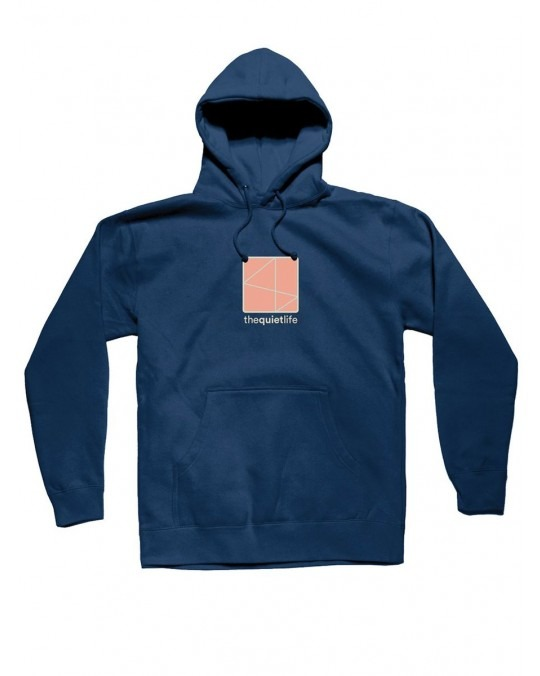 The Quiet Life Hourglass Pullover Hoody - Navy