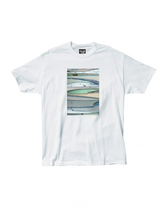 The Quiet Life Pools T-Shirt - White