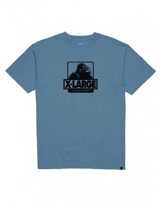 X-Large Flipside T-Shirt - Slate