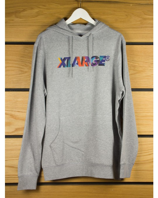X-Large Peretual Goods Pullover Hoody - Grey