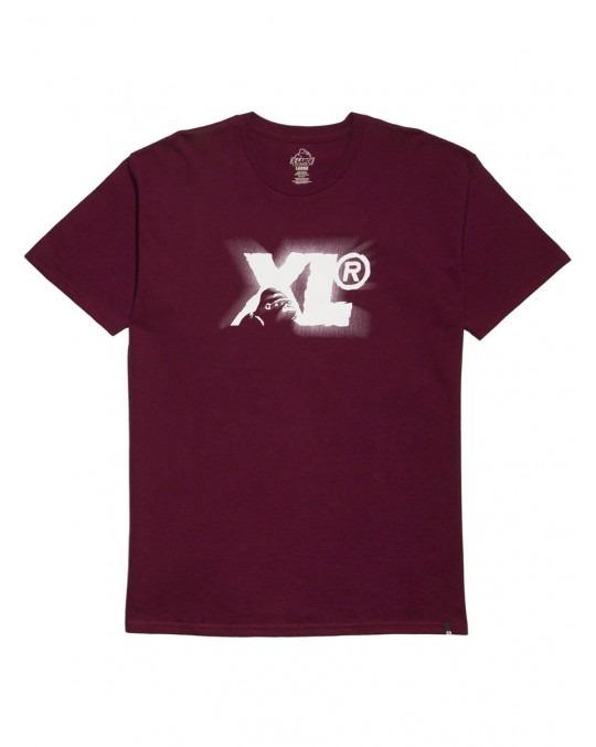 X-Large Cameo Thing T-Shirt - Burgundy