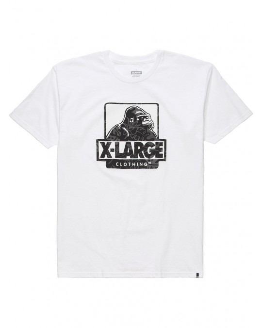 X-Large Cascade OG T-Shirt - White