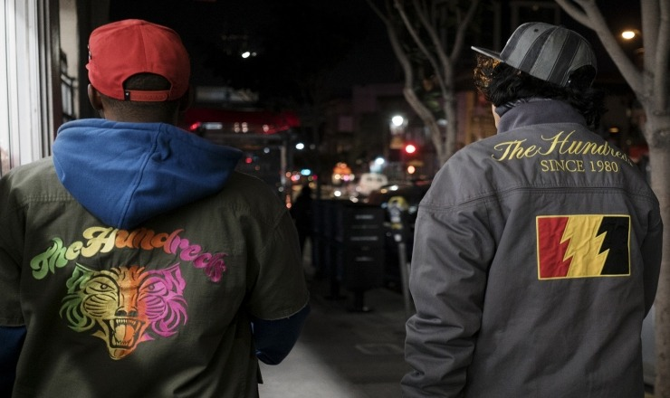 The Hundreds Fall 18