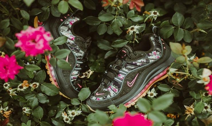 Nike Air Max 98 Womens Digi Floral