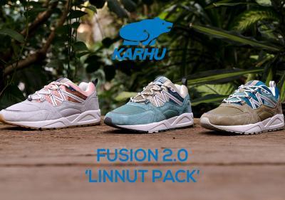 "Karhu Fusion 2.0 ""Linnut Pack"""