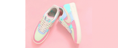 """Nike Air Force 1 '07 QS """"Patchwork"""""""