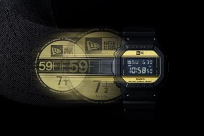 G-Shock X New Era